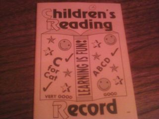 Readingrecord