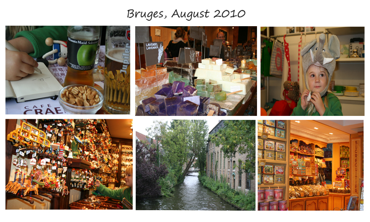 Five things to do in Bruges when you're Five