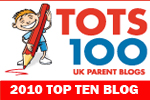 Top of the Tots 2010: Top 10 Most Engaging British Parent Blogs