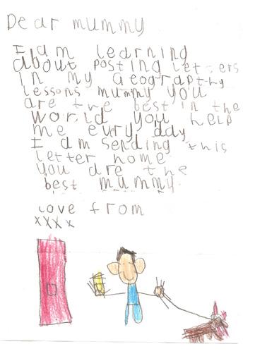 Flea letter