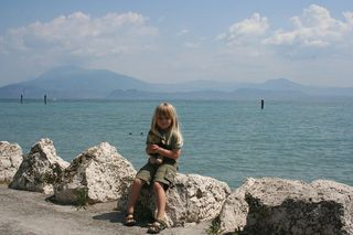 Things to do in Lake Garda when you're Five